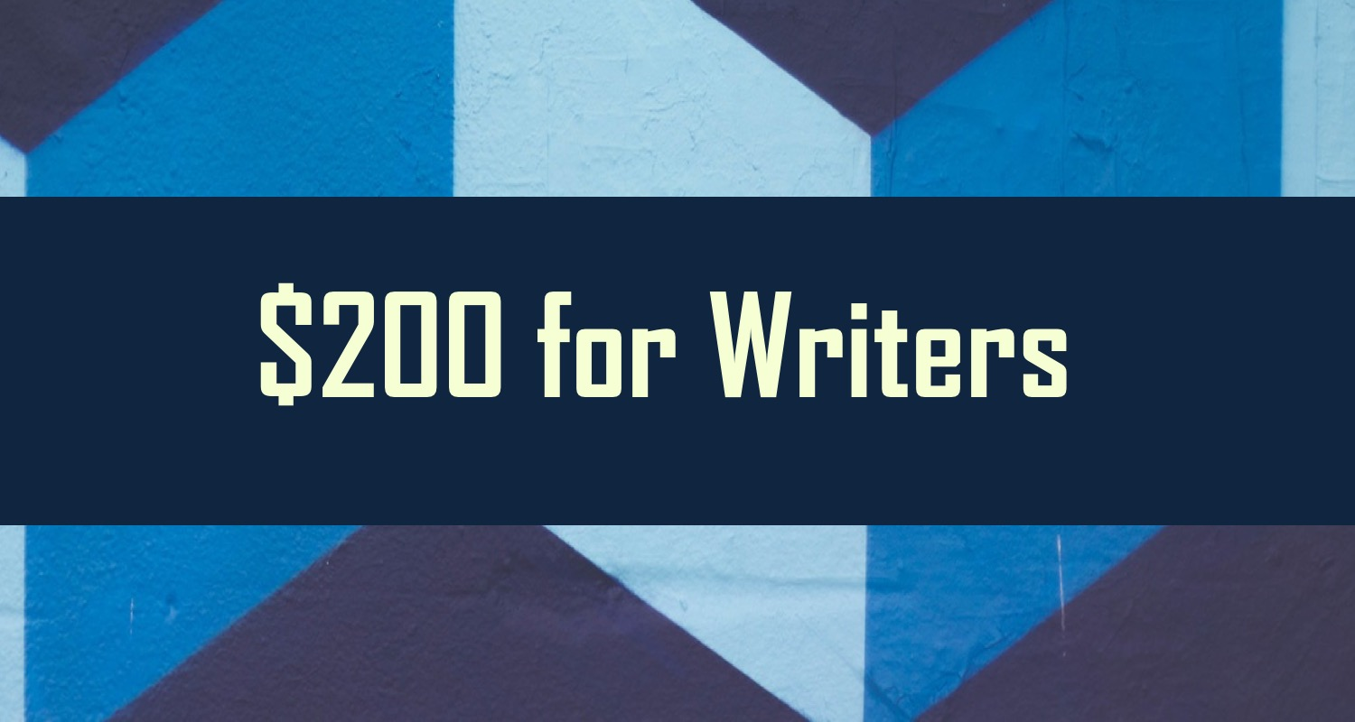 pay rate for writing articles