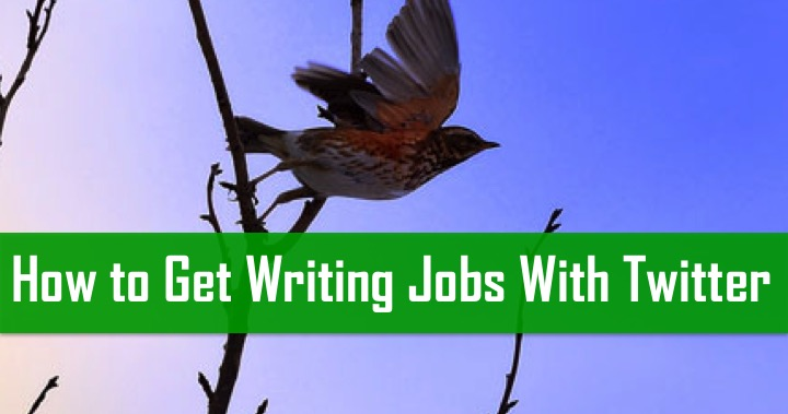 get writing jobs twitter