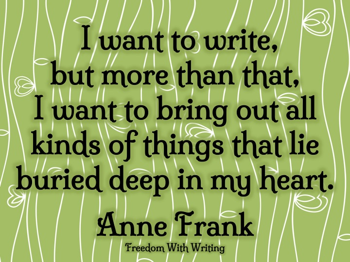 3 Anne Frank Quotes that Will Break Your Heart and Give You Hope