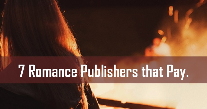 romance publishers that pay