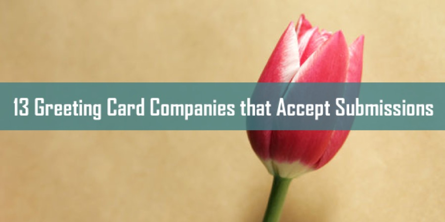greeting card companies that accept submissions, Greeting card