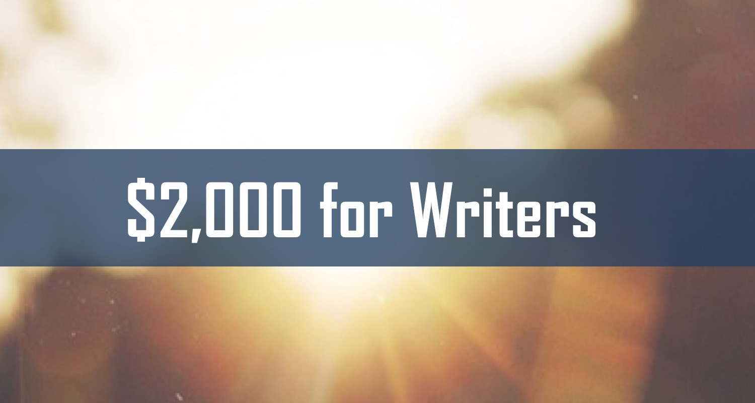 The Sun Magazine: Up to $2,000 for Nonfiction, Fiction, and