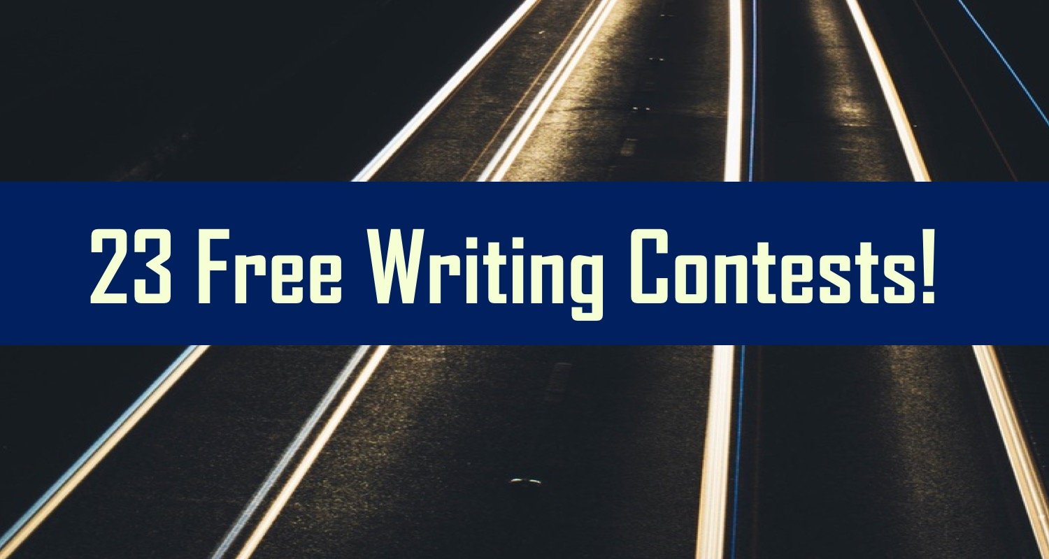 free writing contests for money A current list of writing contests for teens, including essay contests, poetry contests, and more enter to win money and prizes.