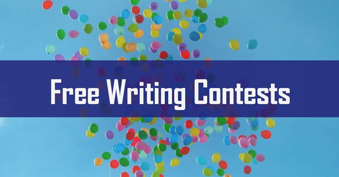 20 Free Writing Contests With Cash Prizes