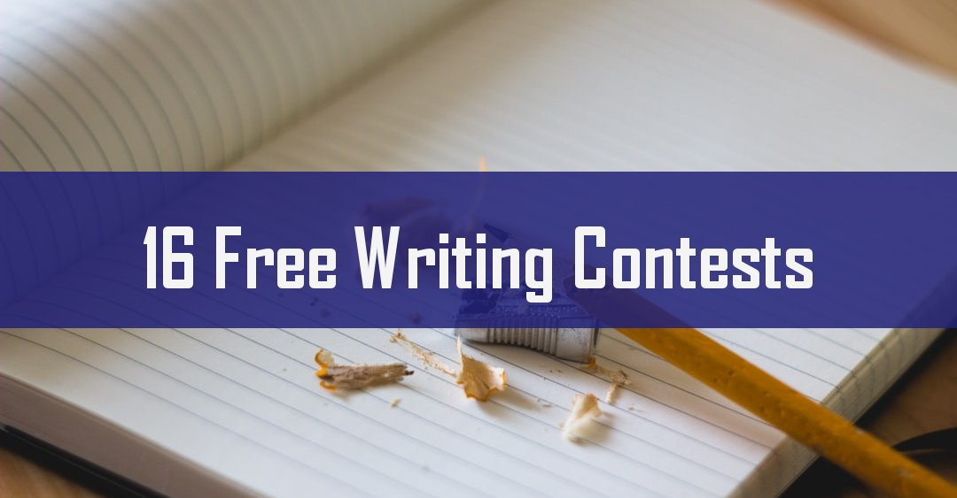16 Free Writing Contests for September 2019
